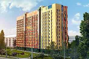 Апарт-комплекс «Cleverland»