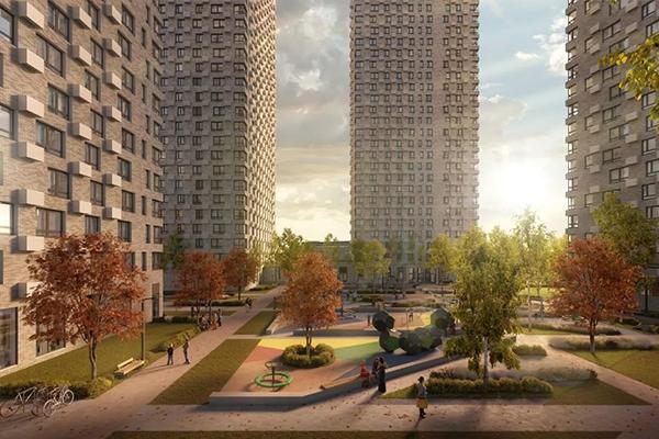 Апарт-комплекса «Волоколамское 24» в СЗАО Москвы