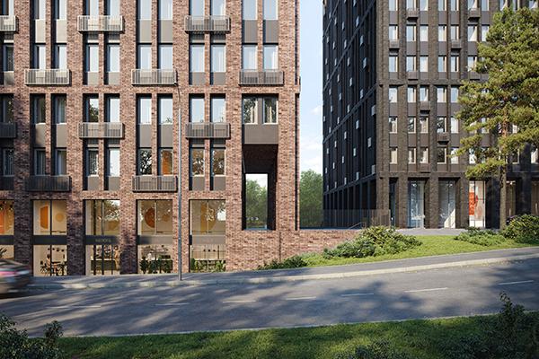 Апарт-комплексе «Baires» на северо-западе Москвы