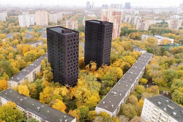 Дом по реновации в Головинском районе САО Москвы