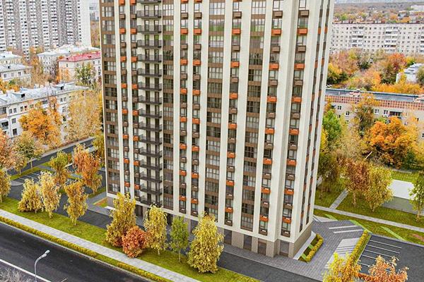 Дом по реновации в р-не Люблино ЮВАО Москвы