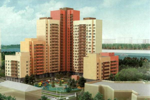 Дом по реновации на юге Москвы
