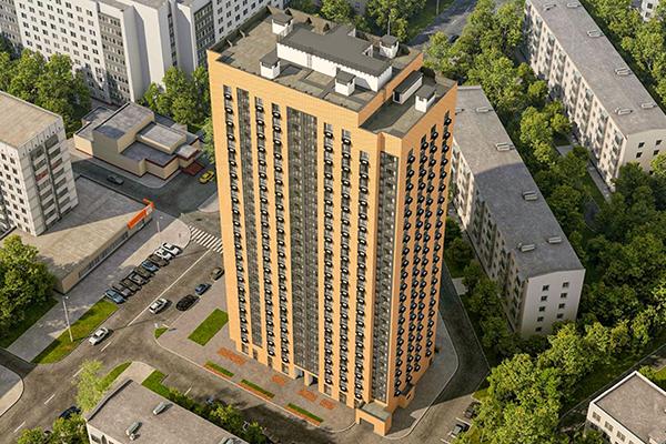 Дом по реновации в районе Перово ВАО Москвы