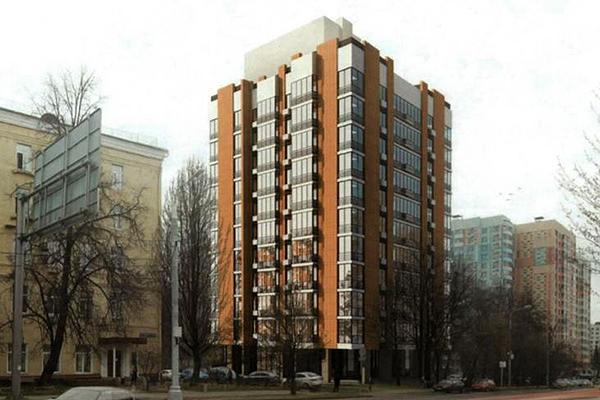 Дом по реновации в р-не Кунцево ЗАО Москвы