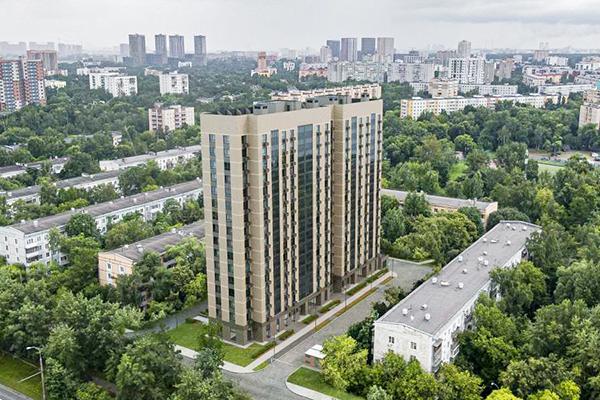 Дом по реновации в р-не Кузьминки ЮВАО Москвы