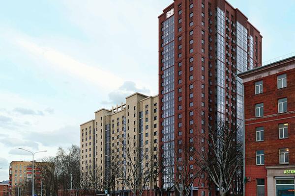 Дом по реновации в р-не Марфино СВАО Москвы