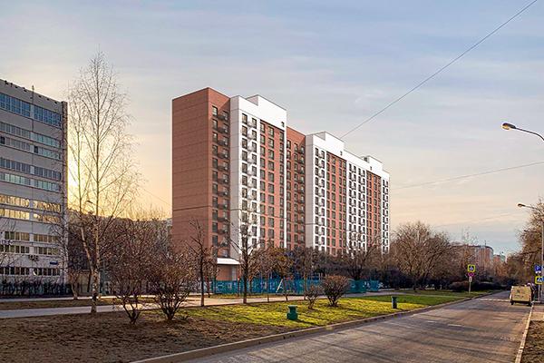 Дом по реновации в Академическом р-не ЮЗАО Москвы в районе Академический