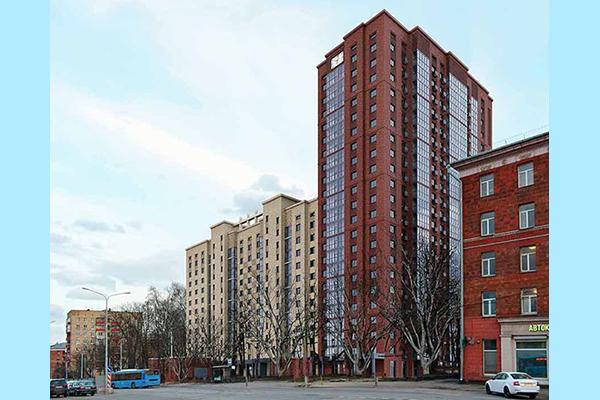 Дом по реновации в районе Марфино СВАО Москвы