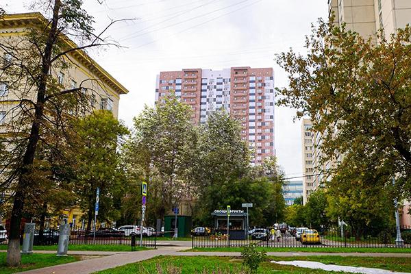 Дом по реновации в Южнопортовом р-не Москвы