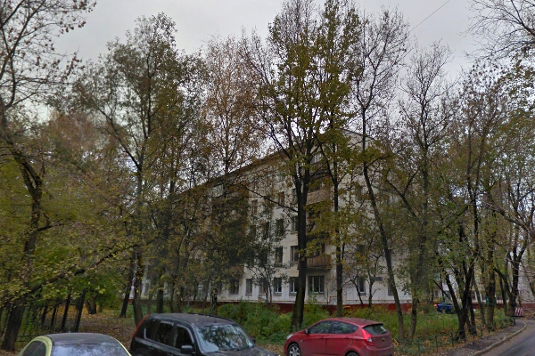 Дом под снос на ул. Красных Зорь