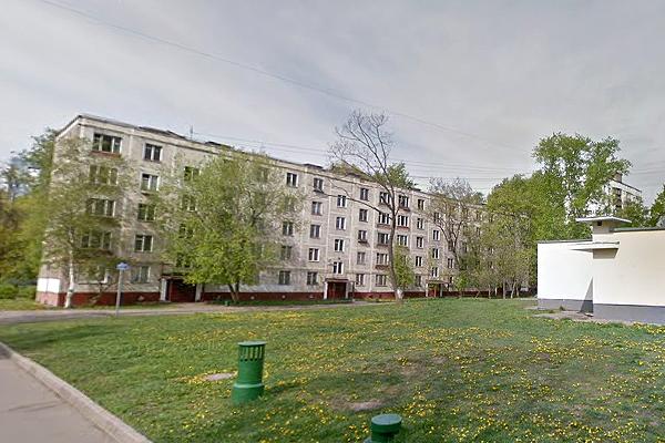 Дом под снос в Бутырском районе СВАО Москвы