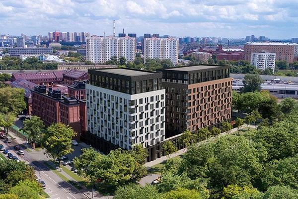 Комплекс «Донской квартал» в ЮАО Москвы