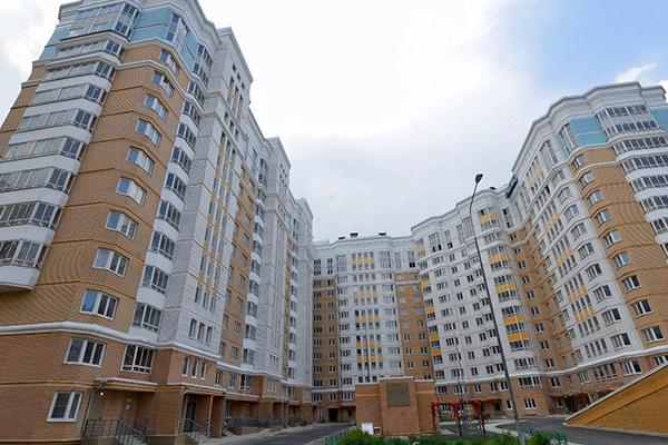 Корп. 2 ЖК «Царицыно» на юге Москвы