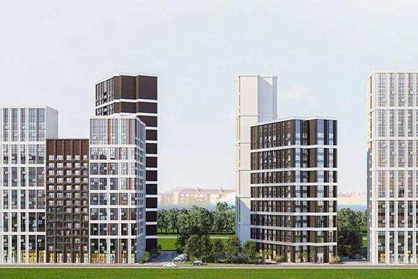 Корпуса по реновации в Нижегородском р-не Москвы