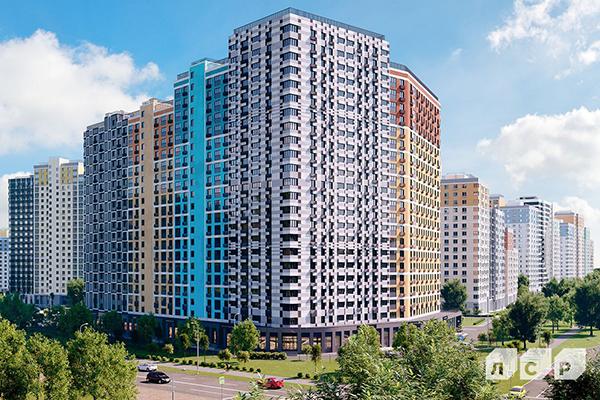 ЖК «Лучи» в районе Солнцево ЗАО Москвы