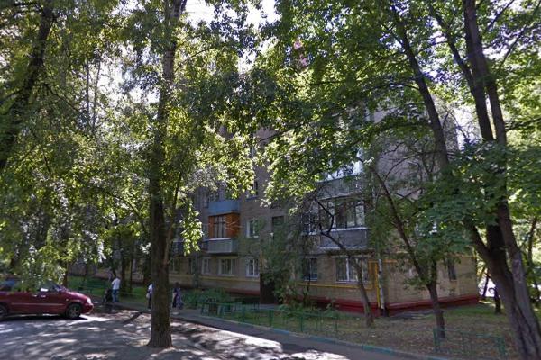 Место дома по реновации на ул. Клязьминская