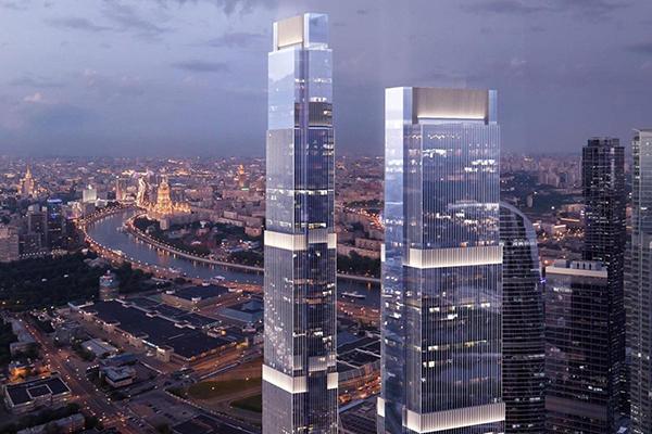 МФК «Neva Towers» в Пресненском районе