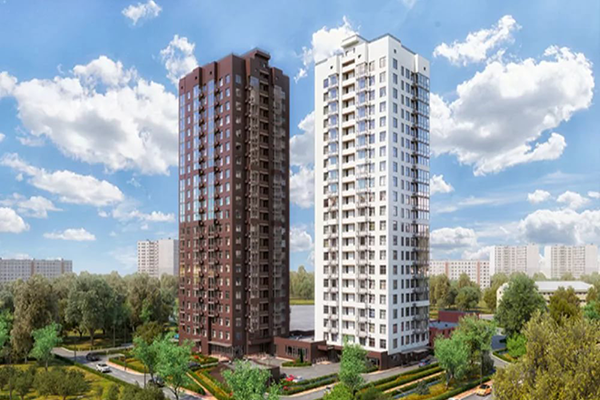 Сити-комплекс «Барбарис» на северо-востоке Москвы