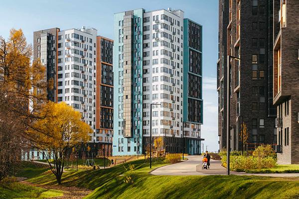 ЖК «Скандинавия» в НАО Москвы