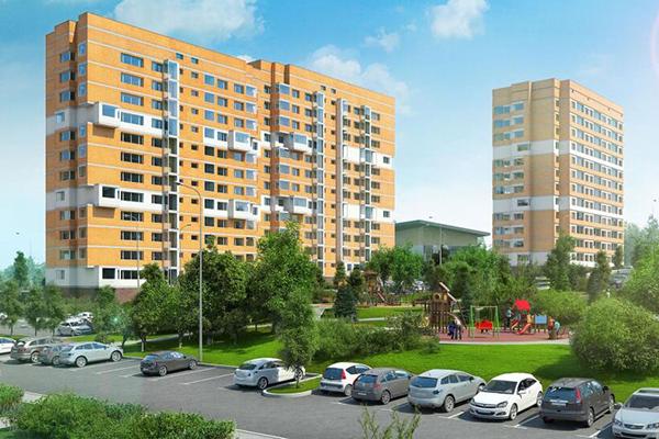 ЖК «Спортивный квартал» в НАО Москвы