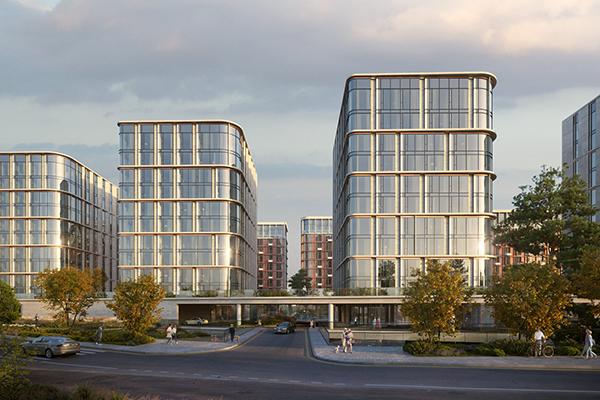 «Victory Park Residences» в Дорогомилово ЗАО Москвы
