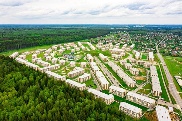 ЖК «Борисоглебское» в Троицком АО Москвы