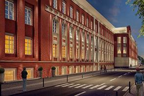 ЖК «Фабрика Марата»