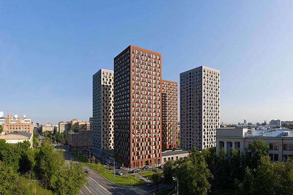 ЖК «Красноказарменная 15» в ЮВАО Москвы