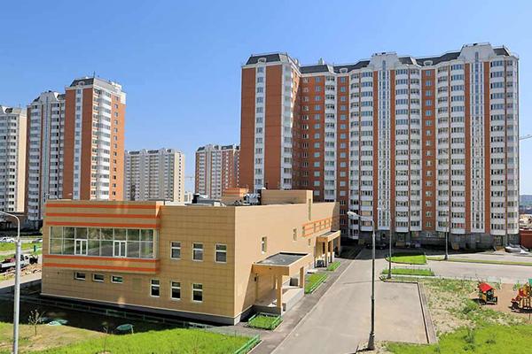 ЖК «Некрасовка» на юго-востоке Москвы