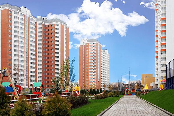 ЖК «Некрасовка» в районе Некрасовка