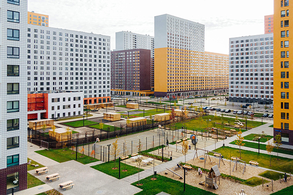 ЖК «Саларьево парк» в НАО Москвы