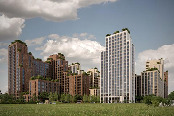 ЖК «Сити Парк» в Пресненском районе Москвы