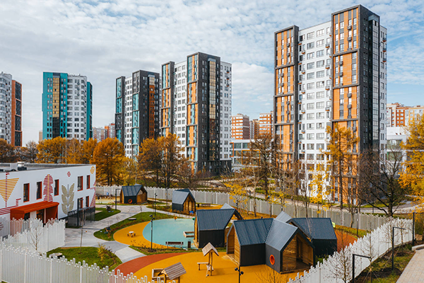 ЖК «Скандинавия» Новая Москва