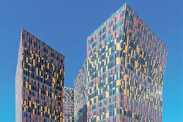 ЖК Sky House в районе Якиманка ЦАО Москвы